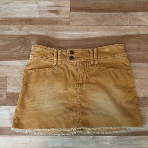 Women's vintage wet seal skirt